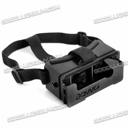 Davyci Rift DK2 3D IMAX VR Virtual Reality Glasses for iPhone 5/5S/6/6Plus
