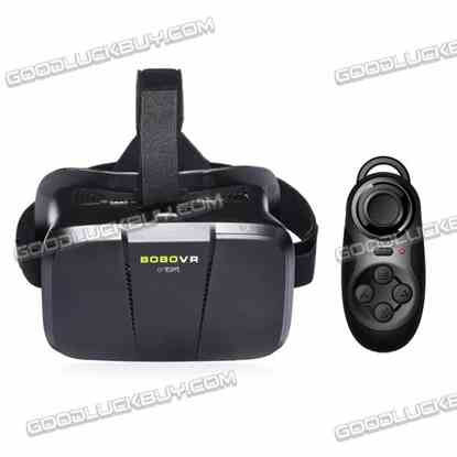 "BOBOVR Z2 VR Virtual Reality 3D Glasses with Remote Controller for 4~6"" Smartphone"