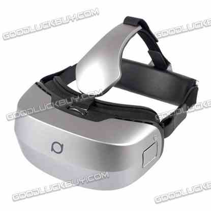 DeePoon M2 All-in-one Virtual Reality 3D VR Glasses 3G/32G AMOLED WIFI Bluetooth FOV96