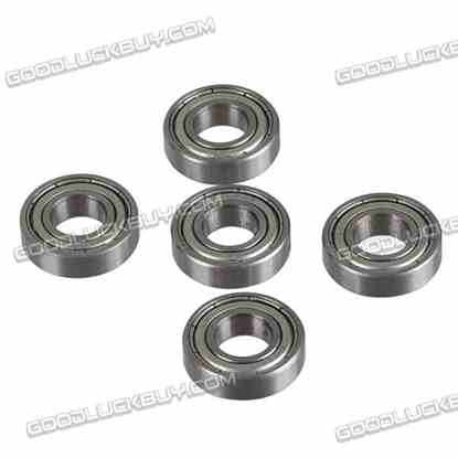 10*22*6mm Micro Ball Bearing 6900 for RC Model Motor Toys 5-Pack