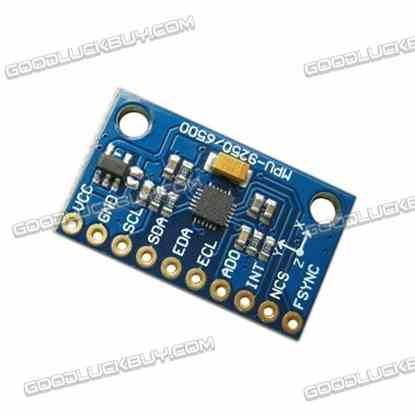 GY-9250 MPU-9250 9-Axis Sensor Module I2C SPI Communication