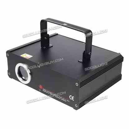 500mW 5 in 1 RGB 3D Effects Laser Show System DMX Projector DJ Party Stage Light