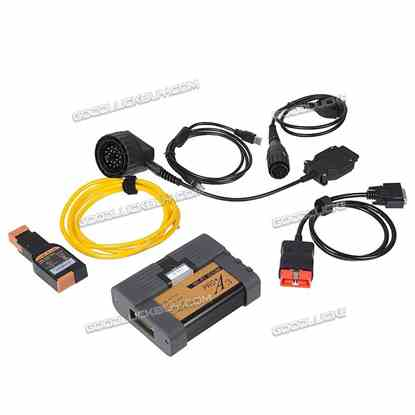 For BMW ICOM A3+B+C+D Professional Diagnostic Tool Hardware V1.40 with Free Wifi
