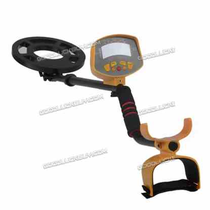 MD-3010II Underground Metal Detector Gold Digger Hunter Deep Sensitive with LCD Display