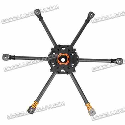 Tarot T810 Folding Rack 6-axis Copter Frame TL810A Only Z15 NAZA V2 Compatible