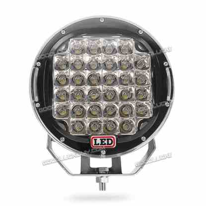 9'' Inch Round 320W CREE XPL Car LED Offroad Work Lights Car Spotlamp HID VS SUV