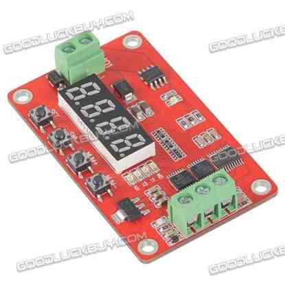 FNM01 DC Multifunction Time Delay Timer Transistor Relay Module