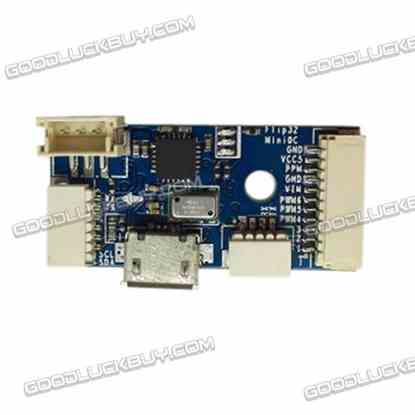 Mini Flip32 Flight Controller board with Compass & Accelerometer for FPV Multicopter Quadcopter