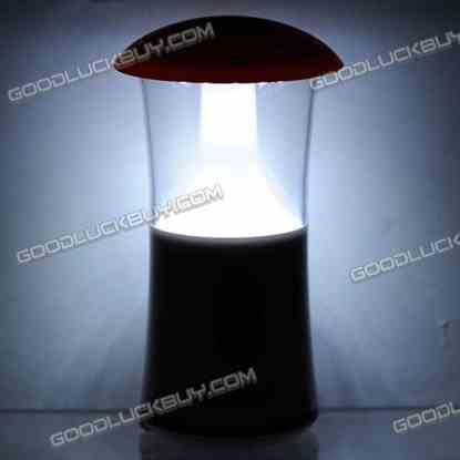 12 LED USB Rechargeable Table Lamp Light Touch Sensor Button