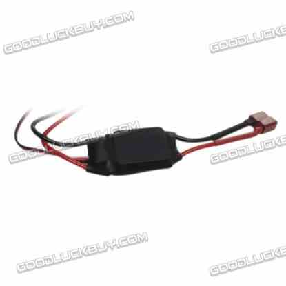 12V 30A Brushed ESC Electronic Speed Controller Single-Way for FPV Multicopter