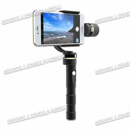 Feiyu FY G4 Plus 3-Axis Handheld Phone Stabilzier Gimbal Camera Mount Support iPhone6 Xiaomi 4