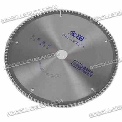 "10"" Aluminum Metal Cutting Circular Saw Blade 100T"