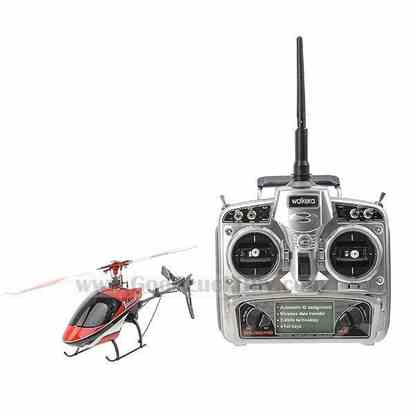 Walkera V120D02 Collective Pitch Flybarless RC Helicopter with 2603 PRO Transmitter