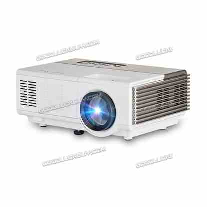 A3A HD LED Mini Android WIFI Projector Portable Home Theater Movie HDMI USB TV 1080p