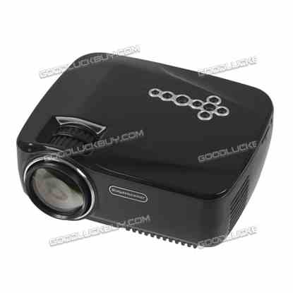 1200Lumen 1920x1080P Wireless HD WIFI Android 4.4 Projector Home Cinema Theater GP70UP