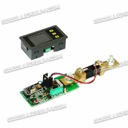 MHF-120S Wireless DC Voltmeter Ammeter Power Meter 0-120V 200A + Shunt MHF1201200S