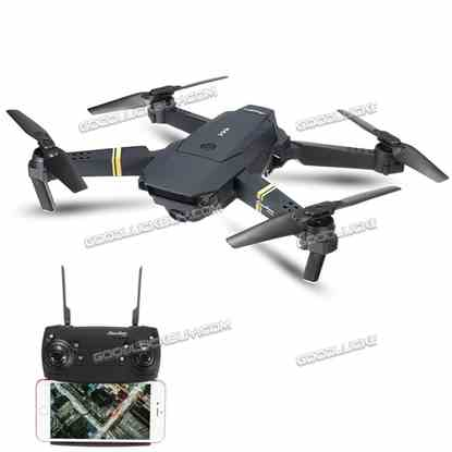 Eachine E58 WIFI FPV w/ 2MP Wide Angle Camera High Hold Mode Foldable RC Drone Quadcopter