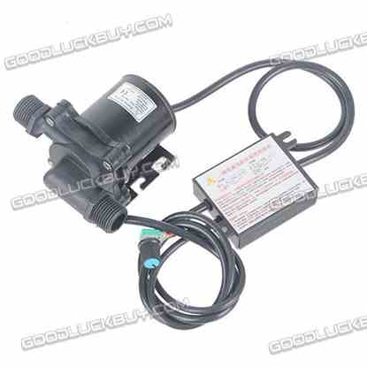 DC50F-24150A 2 Phase 24V 15L/H 1200M Brushless DC Solar Water Pump