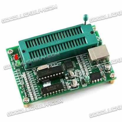 K149 K150 USB PIC Programmer for Microchip with ICSP