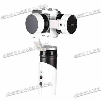 Redfox S1 3-Axis Handheld Gimbal Stabilizer Bluetooth Control for Gopro Hero 4/3+/3