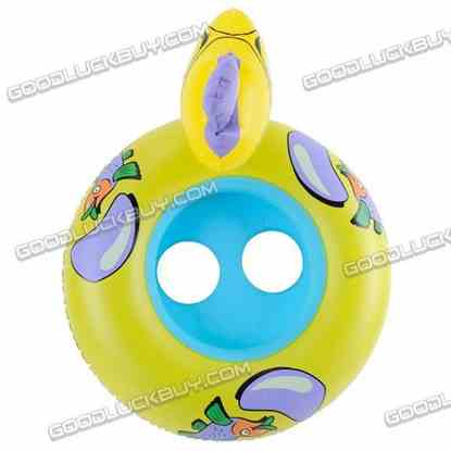 """Animal Inflatable BB Swim Ring Inflate Swimming Tube Pool Floats 24"""""""