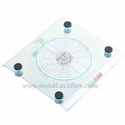USB Large Fan Cooler Cooling Pad for Laptop Notebook
