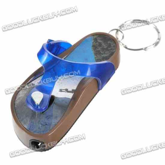 Slipper Style Butane Lighter
