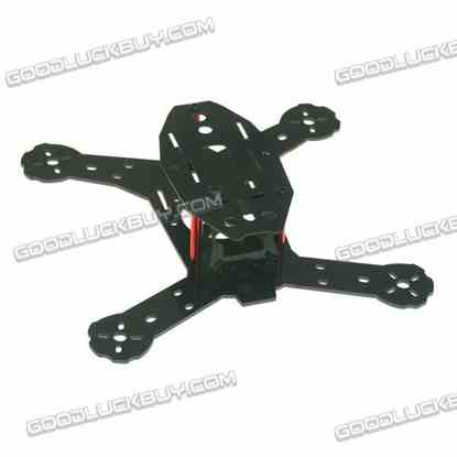 Bee180 180mm 4-Axis Glass Fiber FPV Quadcopter Frame 2204 Version for Aerial Photography