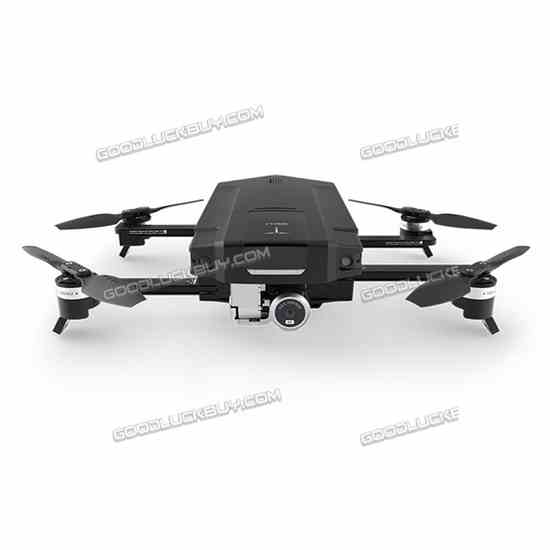 GDU O2 Drones FPV Foldable Quadcopter 4K HD Camera GPS Selfie Drone w/ 2 Batteries