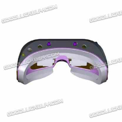 AOMWAY CommanderV1 5.8G 40CH 800x480 FPV Video Glasses Headset for RC Quadcopter