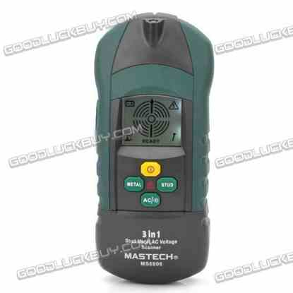 Mastech MS6906 Multi-detector to Detect Metal Pipes for Decoration