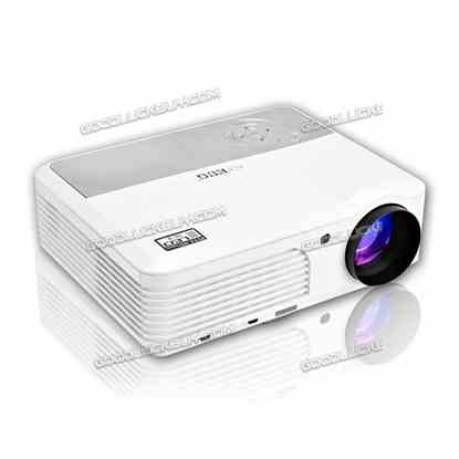 4200Lumens Streamer Home Theater Android Projector Online TV Movie Xbox HDMI USB X660S+A