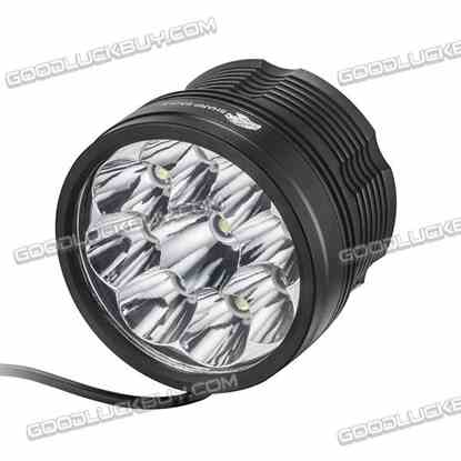 10800LM 9X XM-L T6 LED Headlamp Headlight Head Light Torch Sharp Eagle ZQ-9D for Outdoor Activity