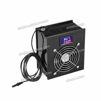 GeekTeches STC-100 Aquarium Thermostat Chiller Fish Tank Salt Fresh Water w/ Temperature Controller