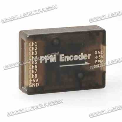 PWM To PPM Encode Switcher for Pixracer Pixhawk MWC Flight Controller