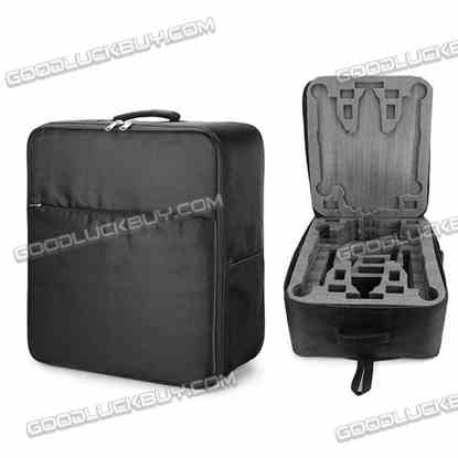 Backpack Carrying Shoulder Bag Case for Yuneec Typhoon Q500 RC Quadcopter Drone