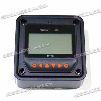 MT-50 Solar Charger Controller Remote Meter for MPPT Tracer BN VS Series