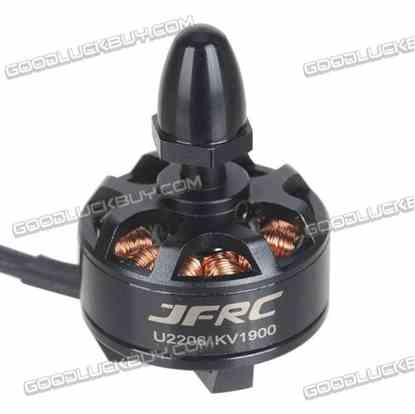 JFRC U2206 KV1900 Brushless Motor CW/CCW for RC Quadcopter Multicopters