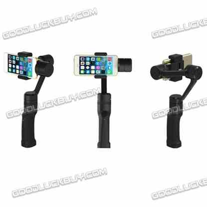 MPN 3-Axis Handheld Gimbal Phone Stabilizer Mount 32Bit Processor for iPhone Samsung Smart Phone