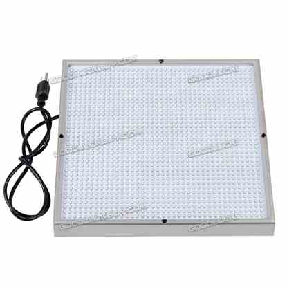 120W IR Full Spectrum 1365 LED Grow Light Panel Lamp for Indoor Veg Flower Plant Red&Blue