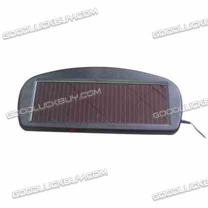 1.5W 12V Solar Panels Battery Charger for Car RV SUV Truck Boat Motorcycle