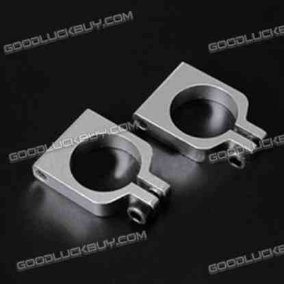 16mm Diameter Removable Metal Fixture for Quadcopter Hexcopter Fastening-2 Pack