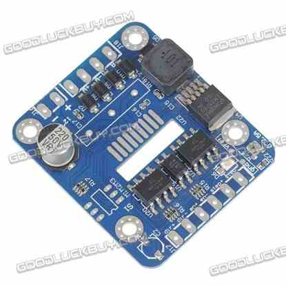 THB7128 128 Subdivision Single-axis Stepper Motor Controller Driver Semi-finished