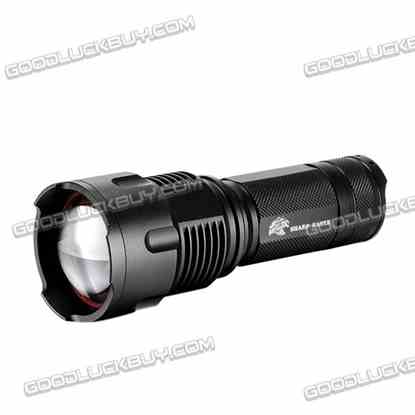 1400LM CREE XML-L2 Waterproof Flashlight Torch Sharp Eagle ZQ-C8 for Household Outdoors Activity