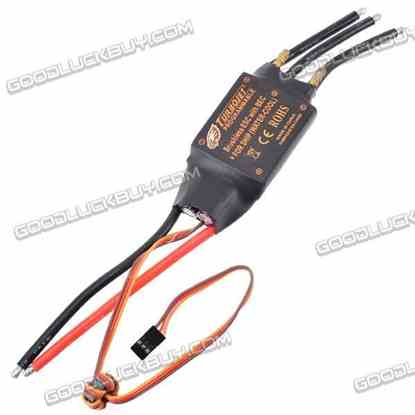 100A TURBOJET Water-Cool RC Ship Brushless ESC with BEC