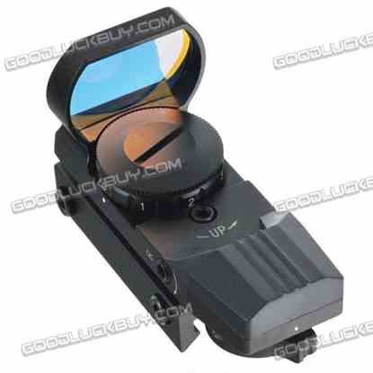0-7 Narrow Guage LT-HDR32A Metal RED Dot Scope Telescopic Sight