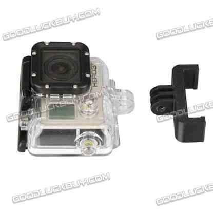 GoPro Hero Sports Camera Connector Belt for DJI Inspire 1 3D Printed