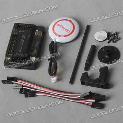 APM 2.6/2.8 ArudPilot Flight Controller Board with Mini Ublox M8N GPS for FPV