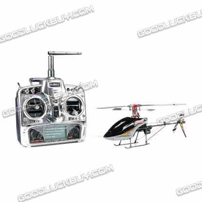 Walkera 4G6 + WK-2801PRO 8CH Tx 3D RC helicopter