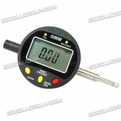 0-10mm 0.01mm Dial Test Gauge Measurement Micrometer Caliper